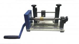Maquina conformadora de metales en hueco